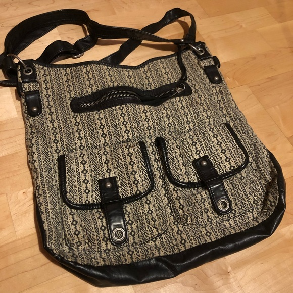 Mossimo Supply Co. Handbags - Target Tribal Printed Shoulder Bag!